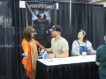 Lynda Carter and Stephen Amell 2