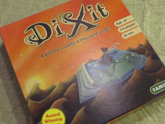 Dixit cover art