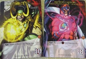 Legendary - Loki and Magneto