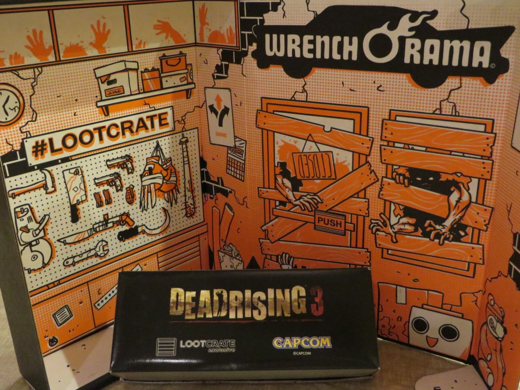 LootCrate Dead Rising 3 Exclusive Box
