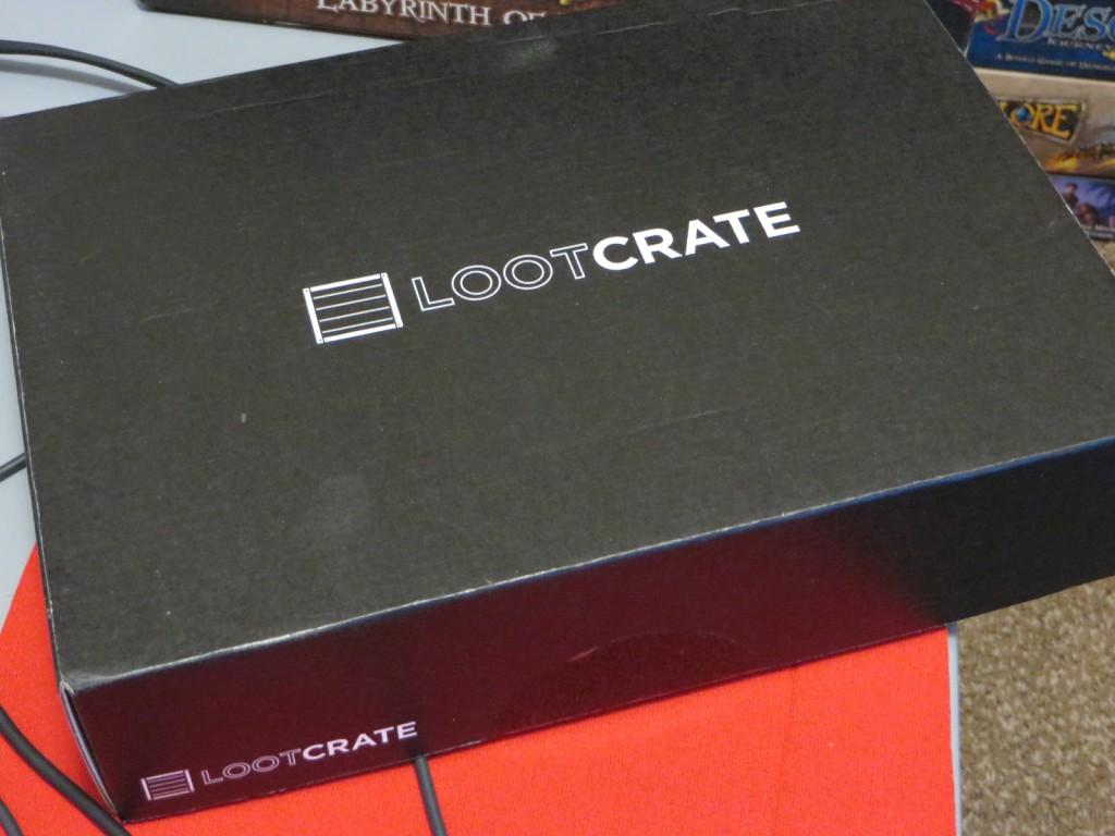Full LootCrate Exterior