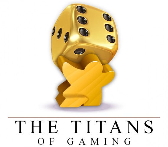 The Titans Meeple  - Image Courtesy of Calliope Games